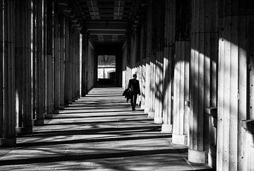 Straatfotografie Berlijn - Lustgarten