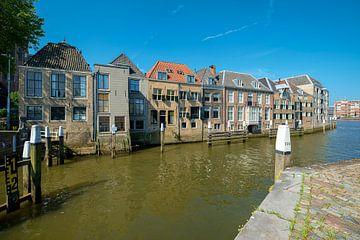 Korte Engelenburgerkade Dordrecht. sur Kees Visser