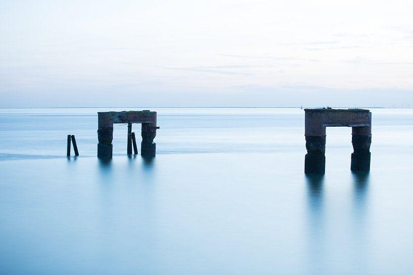 Der alte Schiffsanleger von Regina Steudte | photoGina