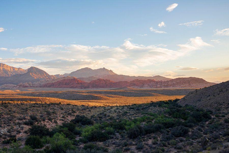 Red Rock Las Vegas van Remco Bosshard
