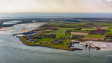 Texel havens, Mokbaai en Den Hoorn van