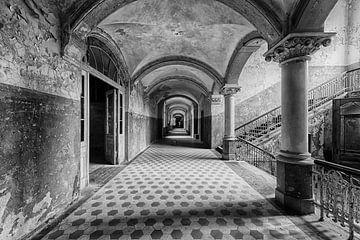 Beelitz-Heilstätten von Edwin van Laar