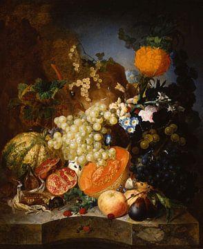 Nature morte aux fruits, Jan van Os