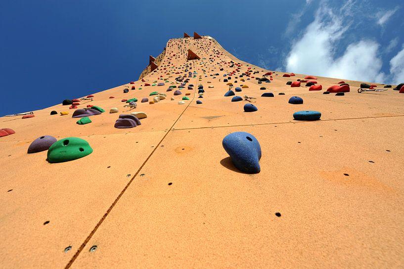Excalibur klimtoren in Groningen von Wim Stolwerk