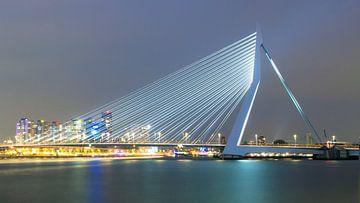 The Bridge, Rotterdam van Marieke Treffers