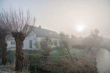 De boerderij van Marco Bakker