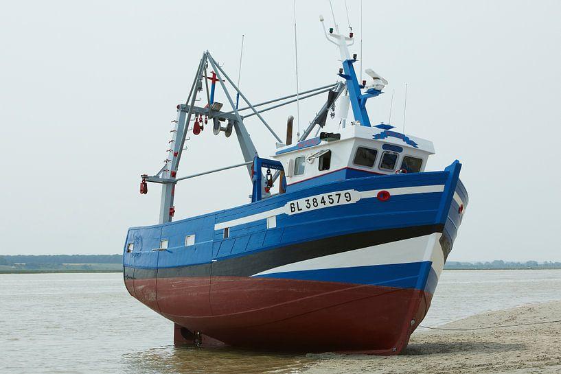 vissersboot van Bart Colson