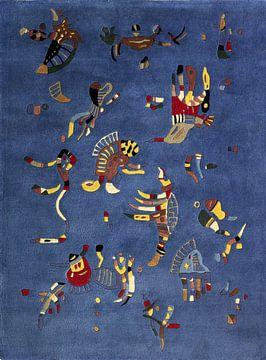 Himmelblau, WASSILY KANDINSKY, nach 1940 von Atelier Liesjes