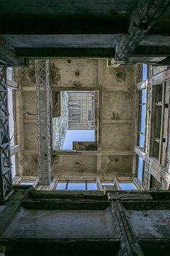 Koolmijn Waterschei van Michelle Peeters