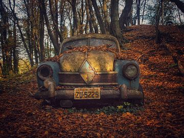 Borgward old timer van