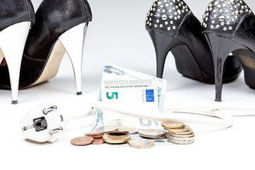geld nodig voor schoenen van Marcel Derweduwen