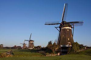 Molengang, een echt oer Hollands beeld van