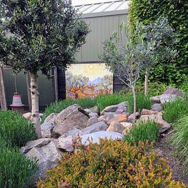 Photo de nos clients: Vincent van Gogh. Olive trees sur 1000 Schilderijen