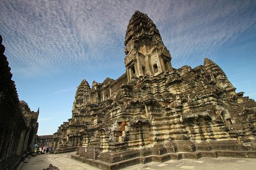 Angkor Wat Towers van Levent Weber
