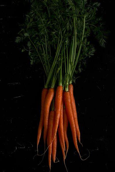 Carrots van Isa Dolk
