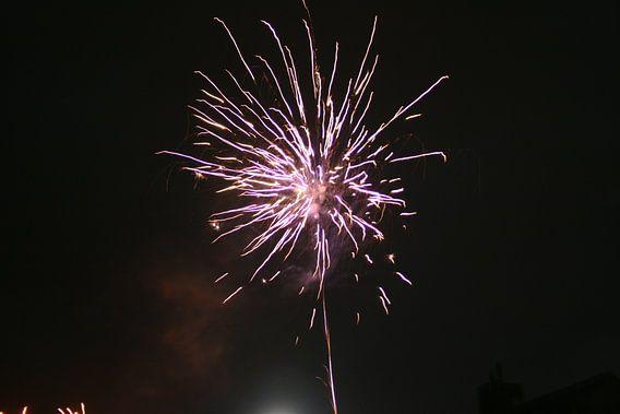 Vuurwerk  van Toekie -Art