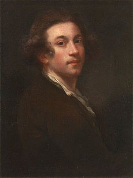 Selfportrait, Joshua Reynolds sur
