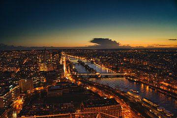 een nacht in Parijs van janus van Limpt