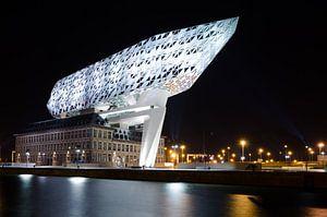 Havenhuis Antwerpen van Edwin de Zwaan