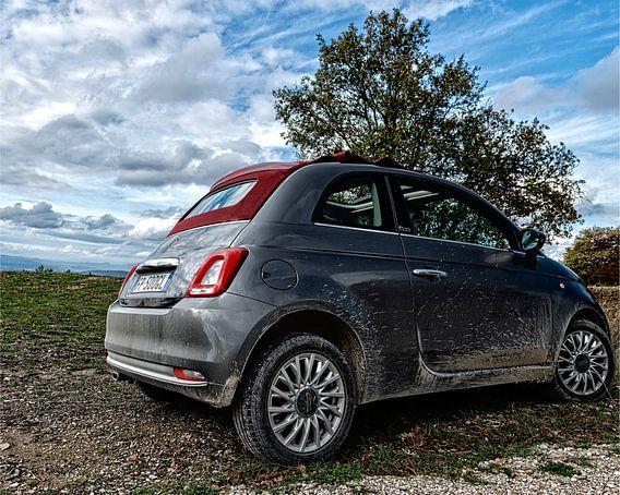 Stoere Fiat 500