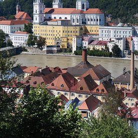 Passau, Bayern, Deutschland 6 von Jörg Hausmann