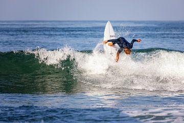 Surfin' USA van Daan van der Heijden