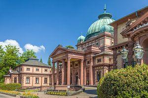Kaiser-Wilhelms Bad im Kurpark von Bad Homburg