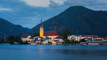 Rottach-Egern, Tegernsee, Beieren, Duitsland