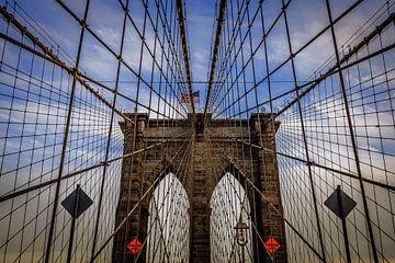 Brooklyn-Brücke von Juliette Laurant