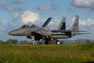 United States Air Force F-15E Strike Eagle sur
