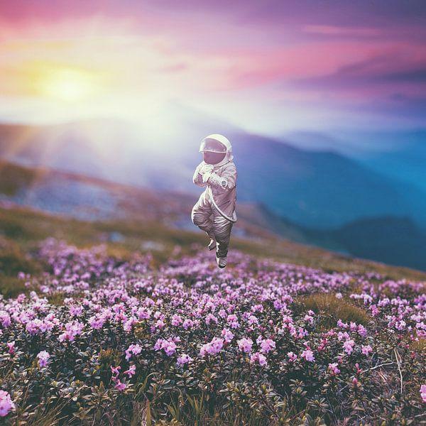 Astronaut's Dream van Eugene Soloviev