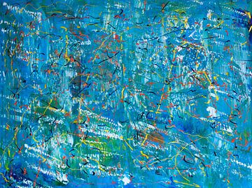 Blauw von Marleen Schrijver