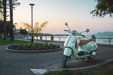 Räder von Griechenland 3 von Marieke de Jong