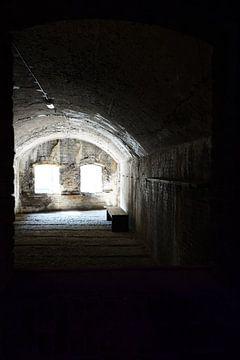 Licht aan het eind van de tunnel.... oh bedoel gang van Jeffry Clemens
