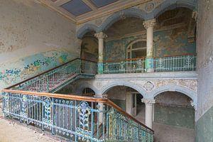 Stairs of Beelitz van