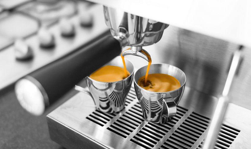 Espresso! van Sander van der Werf