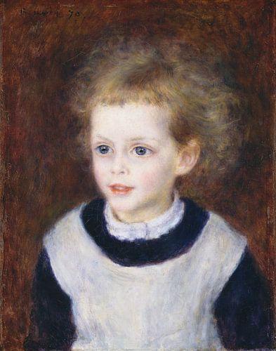 Marguerite-Thérèse (Margot) Berard (1874-1956), Auguste Renoir van Meesterlijcke Meesters