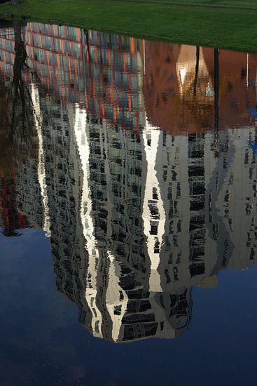 Reflectie Calypso, Rotterdam