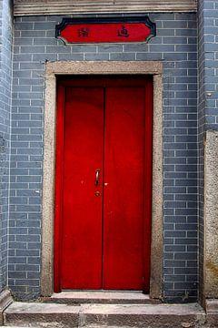 Geheime deuren, China van