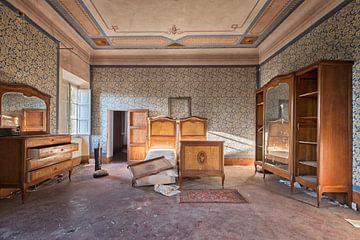 Lost Place - Schlafzimmer von Linda Lu