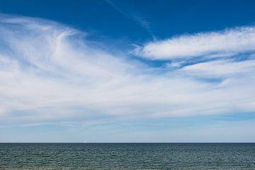 Blick auf die Ostsee bei Ahrenshoop von Rico Ködder