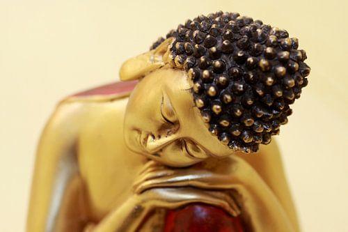 Schlafender Buddha von Jolanta Mayerberg