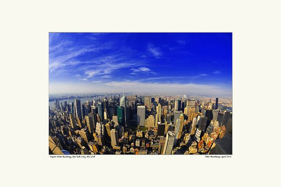 overzicht New York City