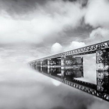 De wolkenbrug von Joey Hohage