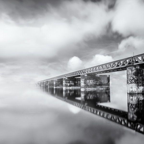 De wolkenbrug van Joey Hohage