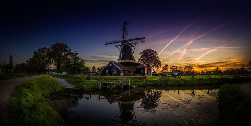 pelmolen Rijssen van Martijn van Steenbergen