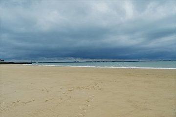 Storm op komst in Vlissingen van DoDiLa Foto's
