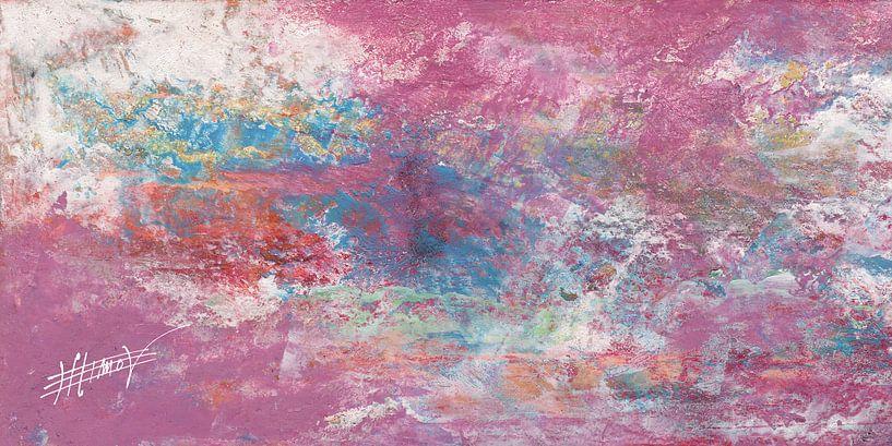 A dream in color Aqua Blue van Bojan Eftimov