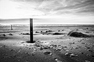 Stilte op het strand von jeroen akkerman