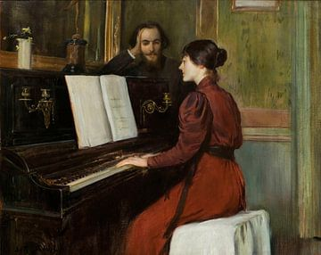 Santiago Rusiñol - Eine Romanze